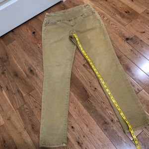 Jag jeans high rise skinny pull on size 4